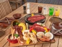 2020年初夏BBQ食べ放題