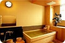 ひのき風呂の「貸切家族湯」(イメージ)