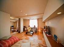■女性に人気のデザイナーズ客室【Atype】和室4.5畳+洋間・ツインベット(イメージ・お部屋確約不可)