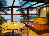 【ひなぎく】DX露天風呂付客室(イメージ・お部屋確約不可)菊ヶ浜を一望するひと時と温泉に至福の時間