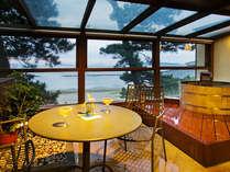 【ひなぎく】◆温泉◆DX露天風呂付客室(イメージ・部屋確約不可)菊ヶ浜を一望するひと時はまさに至福の時間