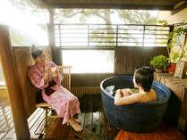 ■DX露天風呂付客室【ふくじゅそう/4階・10帖】※写真は「ふくじゅそう」ですが確約ではございません。