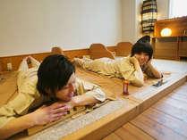 ◆当館人気★露天風呂付客室◆【いい夫婦プラン】最大22時間ステイ、夕食部屋食、癒し施設など≪7大特典≫