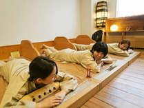 ■女性専用「岩盤浴」女性は無料♪/身体を温め、新陳代謝を活発にする効果。更なる女子力UPを