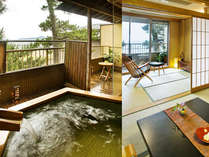 ●◆ICHIRIN★海側DX露天風呂付客室-はぎ-◆(イメージ)