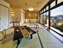 ●【DX洋風モダン客室・和の間6帖+絨毯4帖】(イメージ)和のテイストが人気