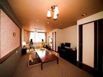 ●【アジアンモダン客室】アジアンテイストの雰囲気が人気(イメージ)