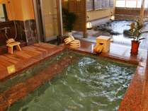 ■ラジウム温泉■海風の湯(内湯)