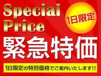 【9月14日限定☆10,000円ポッキリプラン♪】ツキがあれば上層階へグレードUP!
