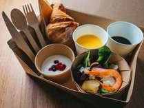 朝食BOX