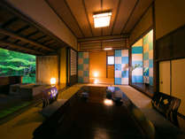 【特別室】《松琴亭》客室一例
