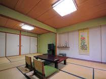 広々和室はご家族やグループにオススメ!「14畳(トイレ付)」
