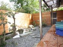 令和元年9月1日オープン!男性大浴場のテラス露天風呂