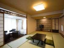 東館のお部屋の一例です。