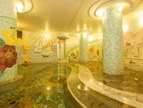 大浴場「花の湯」