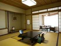 高砂館・和室の一例