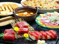 【期間限定】4月~5月 蟹&食べ放題、まぐろづくしフェア