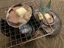 【ネット限定特典】1円大あさりのバター焼き付き一泊二食付きプラン