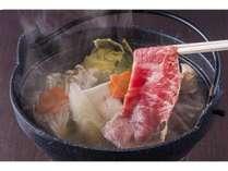 ●【スタンダード】●【上州麦豚しゃぶしゃぶ膳コース】●お布団敷き体験付●貸切家族風呂無料●