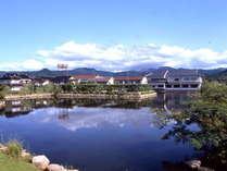 東郷温泉 湖泉閣養生館 湖を独り占め 24時間無料貸切露天風呂 (鳥取県)