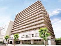 ホテル外観【本館】