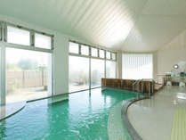 *大浴場しらかみの湯/天然温泉を広々とした大浴場で堪能♪地元の方にも人気です。