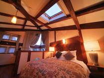Aタイプ一例。(101号室)2F寝室。