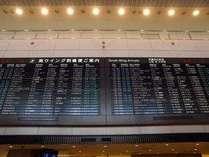 成田空港~ホテル間の無料バスも出ているので海外旅行の前・後泊にも便利です。