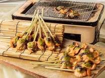 春鱒の木の芽味噌焼