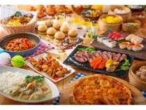 2021年夏 夕食ビュッフェ イメージ