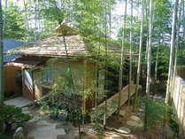 天然温泉付き貸別荘一軒家(京都)☆ 幻の銘木桑や百日紅を使った匠の数寄屋造り