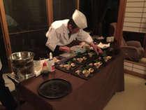 京料理の職人による本格会席コース