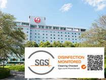 SGSジャパン「感染予防(清掃・消毒)管理手順の有効性・モニタリングサービスの検証ステートメント」取得