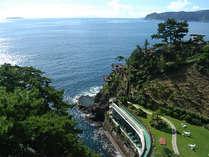 【錦ヶ浦】お部屋・ホテルから望む錦ヶ浦の絶景で心も身体もリフレッシュ