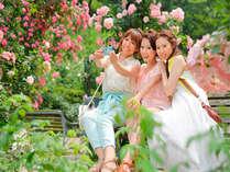 【意外と熱海】ローズフェスティバルお得なイベントチケット付&ガーデン無料ご招待♪