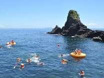 【オーシャンプール】海を仕切った天然プール♪※海洋状況により中止の場合有り
