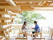 【COEDA HOUSE】アカオハーブ&ローズガーデンに隈研吾氏が設計を手掛ける絶景カフェが登場]