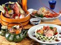 【嬉春亭】 泊まってお部屋食プラン◆旬の「海幸料理」を味わう<お部屋食>