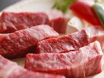 自慢の但馬牛のステーキは柔らかくジューシーですよ(*^。^*)