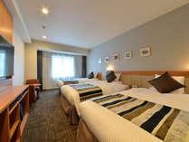 正ベッド3台をご用意しているので、ご家族のご宿泊もゆったりお過ごしいただけます