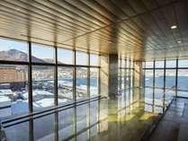 【本館13階 汐見の湯】天然温泉展望大浴場