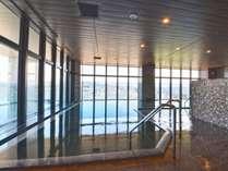 男湯からは函館の街並みがご覧いただけます。