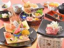 【ディナー】ディナーイメージ 料理長厳選の会席料理