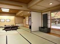 本館「和室」72平米
