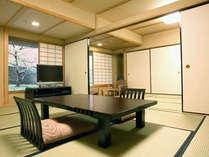 本館「和室」48平米 ゆったりお過ごし下さい!