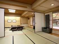 本館和室(72平米) 居室イメージ