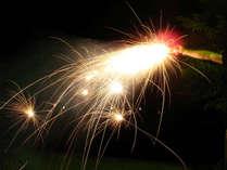 ★5周年記念★【お子様特典!花火セット付】ファミリーにオススメ☆当館のお庭でわいわい手持ち花火!