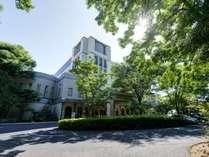 *森の迎賓館-水戸プラザホテルにようこそお越し下さいました。