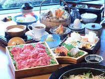 佐賀牛すき焼きディナーコース