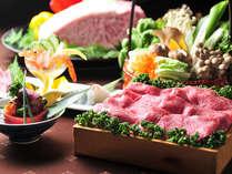 【人気No.1】佐賀牛&若楠豚★焼or鍋で選べる食べ方♪